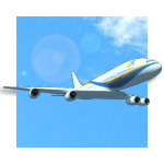 Flights from Nottingham - East Midlands - find cheap Nottingham - East Midlands flights with WhichBudget.com